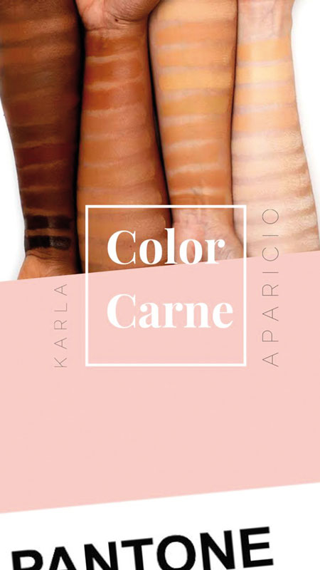 Color carne