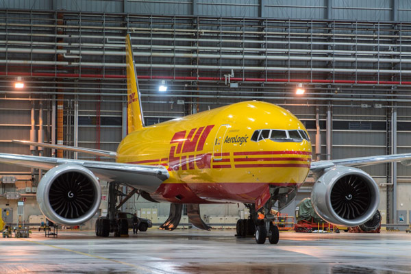 DHL Express Boeings 777 Freighter