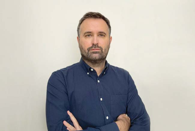 Ernest Riba, Chief Strategy Officer
